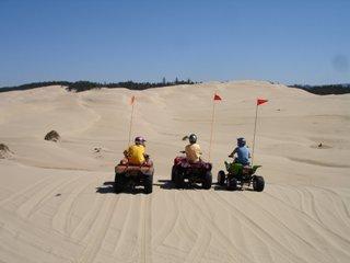 Safe ATV Riding