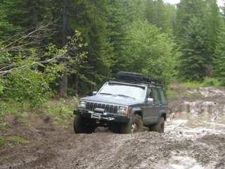 4x4 Trails in Tehama County, CA