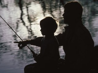 A Guide to Fishing with Children
