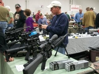 Michigan's Gun Show Season