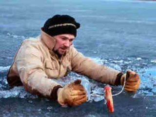 Ice Fishing Safety