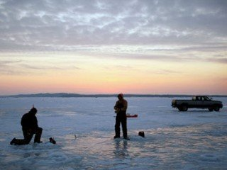 IceFishing Preparation