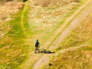 Biking in Wilderness