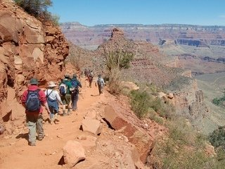 Grand Canyon Hiking Trails