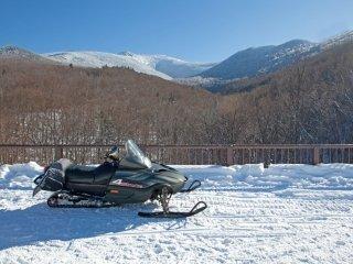 Snowmobile locations