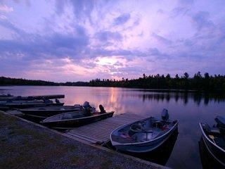 Getaways: Marten River Lodge