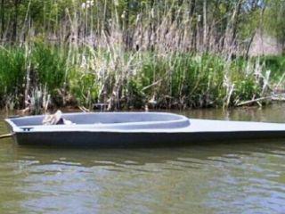 Scull Boat