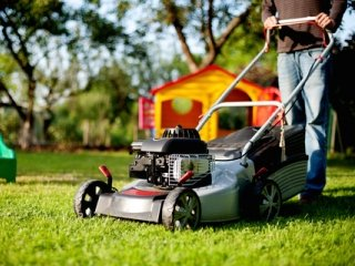 Spring Lawn Mower Tips