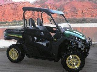 John Deere Gator RSX850i