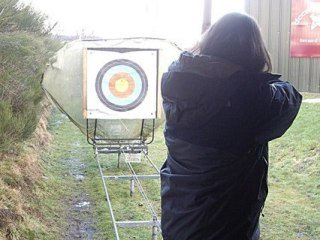 Shooting Range Practice at Home