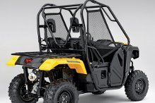 Honda Pioneer 500: A Giant Performer in a Compact Package