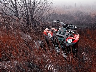 Hunting and the ATV: Fair Chase