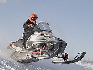 Bright is Right in Snowmobile Helmets
