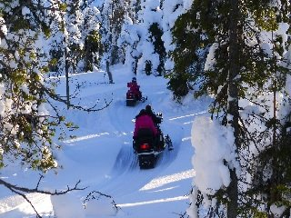On Thin Ice: Strategies for Riding Safely