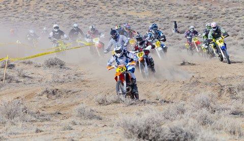 Stumpjumpers Desert 100 a Dirt Bike Tradition