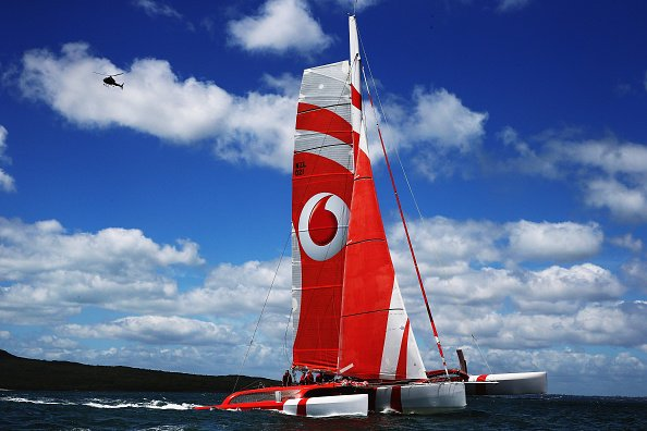 Vodafone Sailing Challenge with Jimmy Spithill
