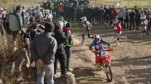 Red Bull Hard Enduro is Chaos on Wheels