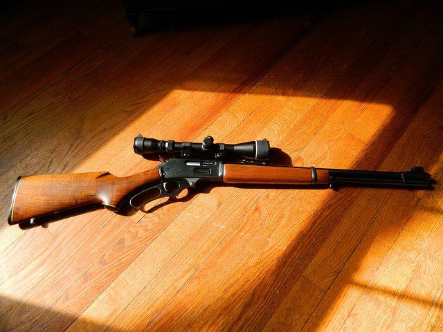 Marlin 336 Brush Gun, Great Bet for Short Range
