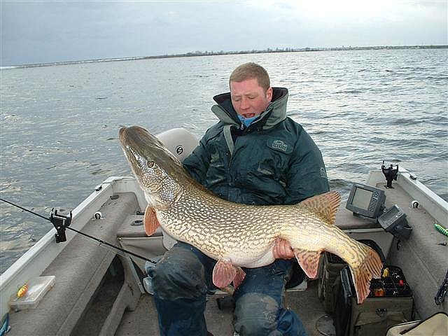 Fall Offers Hot Northern Pike Action