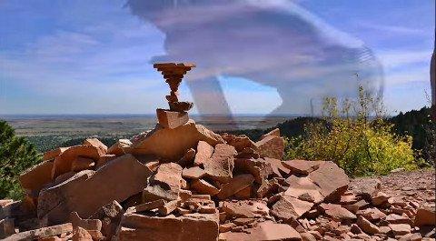 VIDEO: Rock Balancer Defies Gravity