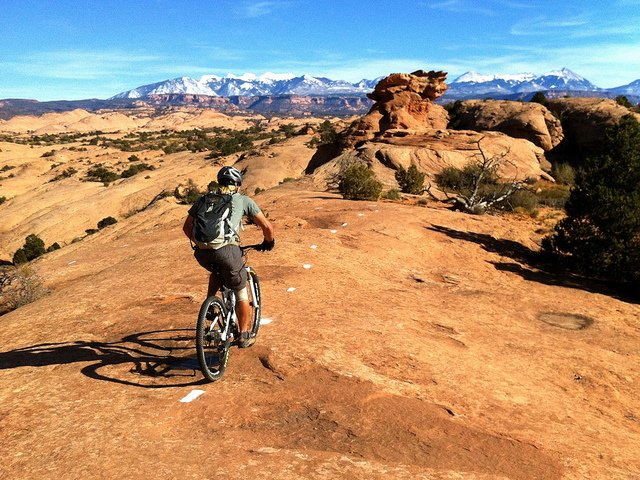 Mountain Biking Utah: The bucket list adventure