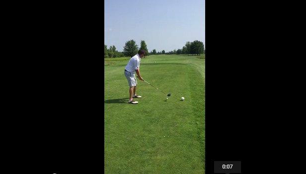 bird-golfer