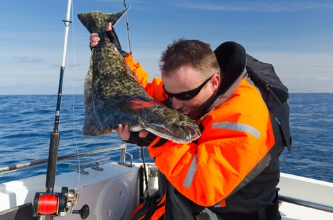 7 Tips for Catching Halibut