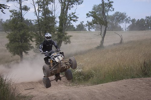 5 Great Places to Ride Your ATV