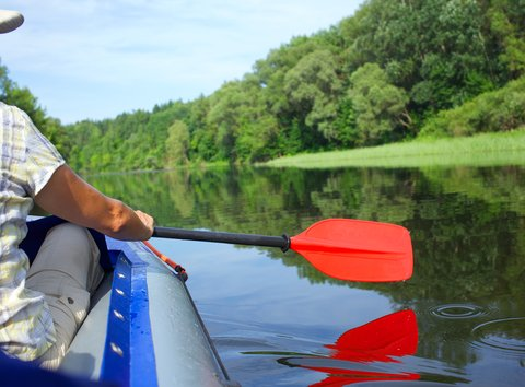 4 Inflatable Camping Kayaks for Your Next Trip