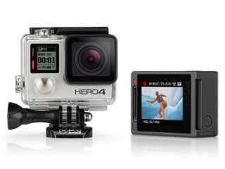 Win a GoPro HERO4 Silver Action Camera from LiveOutdoors