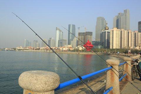 fishing city