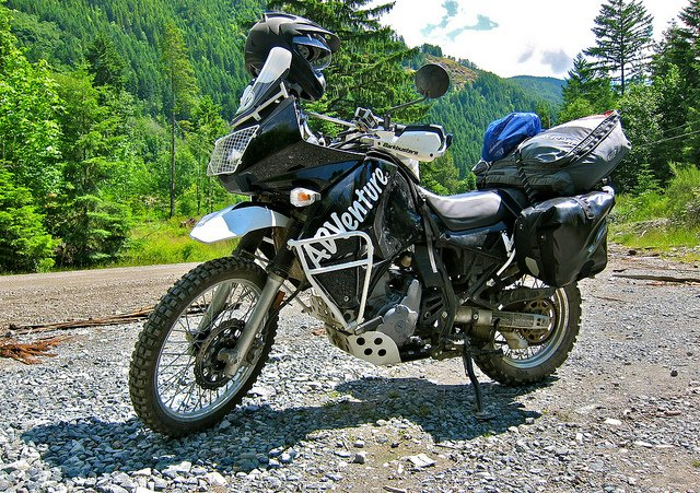 The New 650cc Dual Sport Dirt Bike Rundown