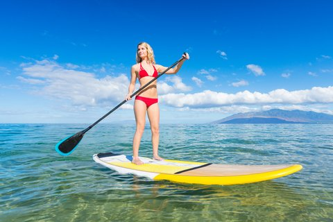 Safety Tips for Stand Up Paddleboarders