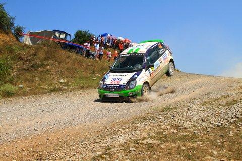 Rallycross Accident Kills 6 in Spain