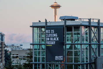Sponsored - REI Closed on Black Friday, Tells Employees to #OptOutside