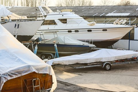 7 Tips for Winterizing Your Power Boat