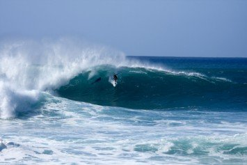 Famed Hawaiian Surfer Believed Victim of North Shore Swell