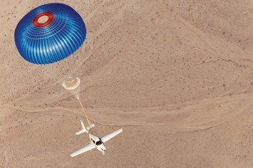 Airplane Parachute Credited With Saving More Than 200 Lives
