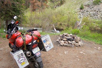 How to Take A Dual Sport Adventure With a Limited Budget