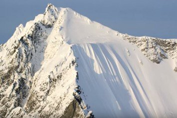 Watch an Extreme Skier Tumble 1,600 Feet and Survive