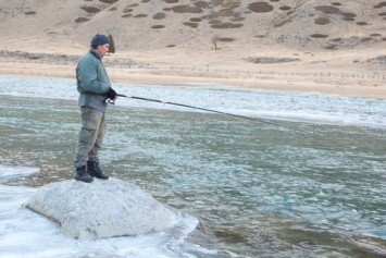 How to Fish Cold Weather Trout in Winter