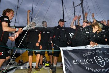 Clipper Round the World Race Arrives in Sydney