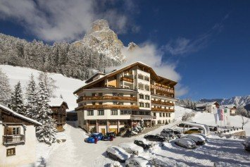Take an Active Holiday in Corvara, Italy