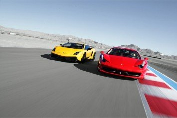 Race the Car of Your Dreams At Exotics Racing