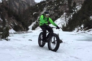 10 Things to Know Before Taking a Fat Bike on Snow