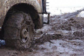 You Can Learn A Lot From Getting Stuck in the Mud