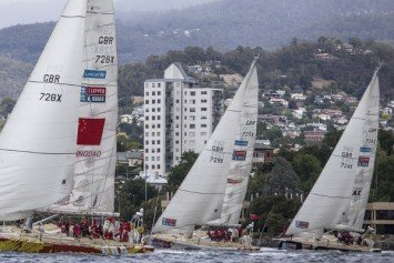 Clipper Round the World Embarks on Race 6
