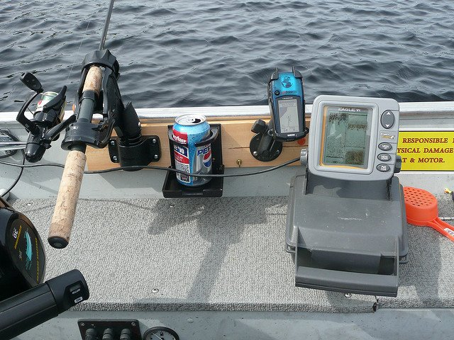 gps fishing