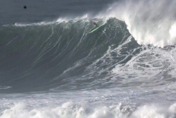 El Nino Delivers Monster Waves to the West Coast