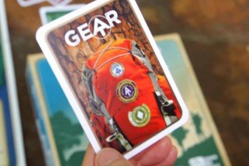 A Board Game for Hikers? Our Review of the Appalachian Trail Game